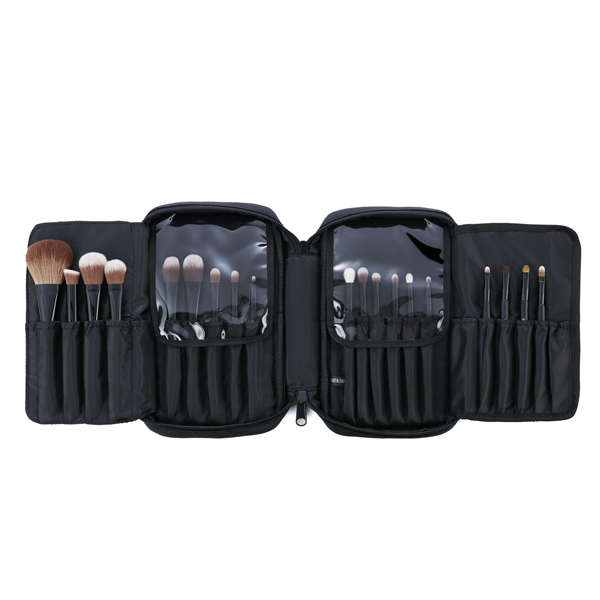 Artist Brush Pouch Set (19 artist brushes included)
