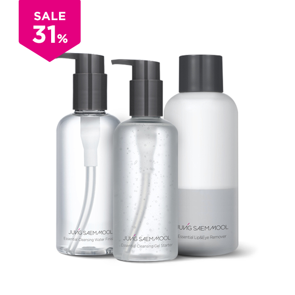 Chung Fang Essential Cleansing Set of 3 species