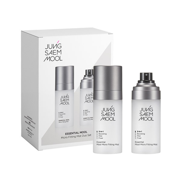 Essential Mool Micro Fitting Mist 55ml Duo Set