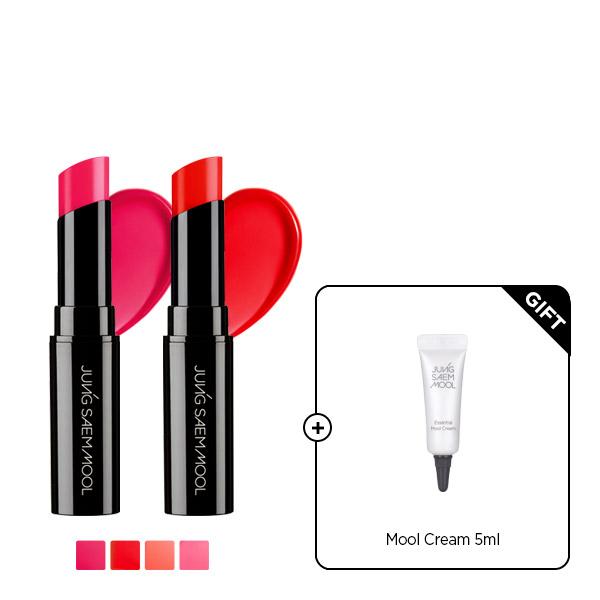 Essential Tinted Lip Glow(Sample set)