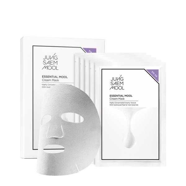 Essential Mool Cream Mask (5P)