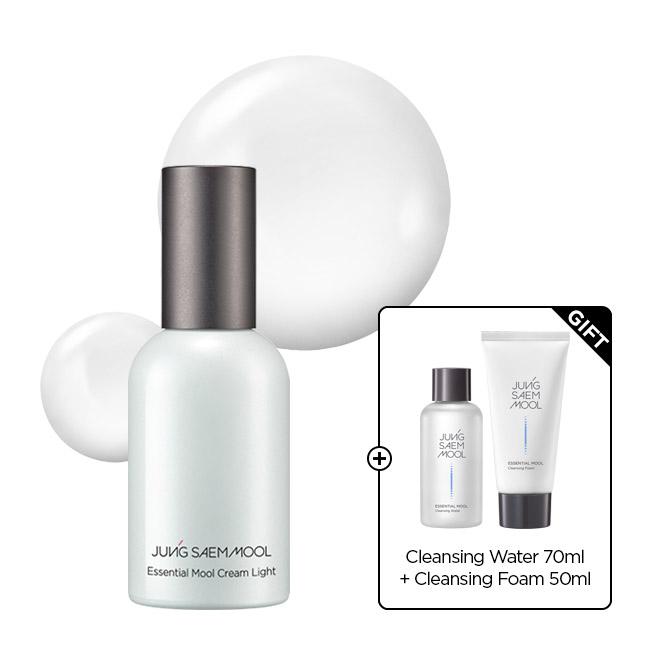 Essential Mool Cream Light  Set